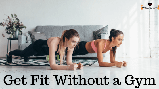 Get Fit Without a Gym