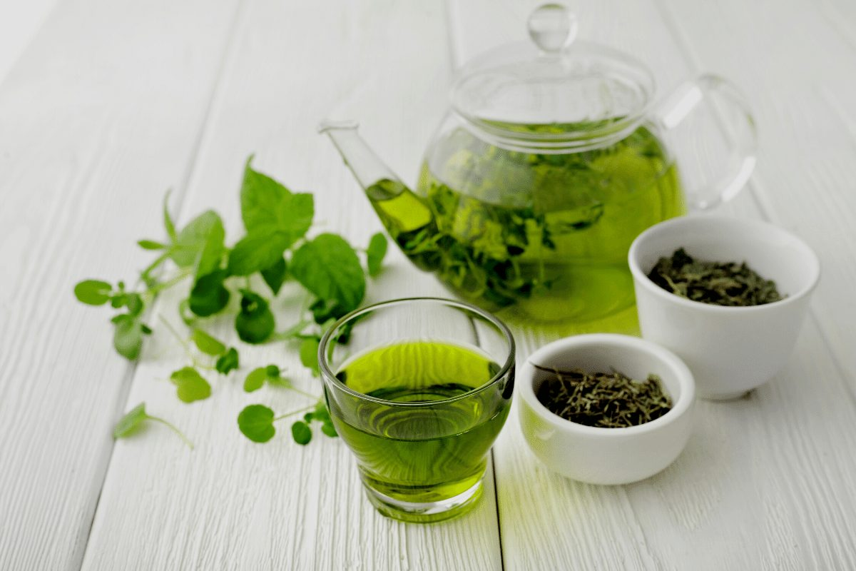benefit of green tea