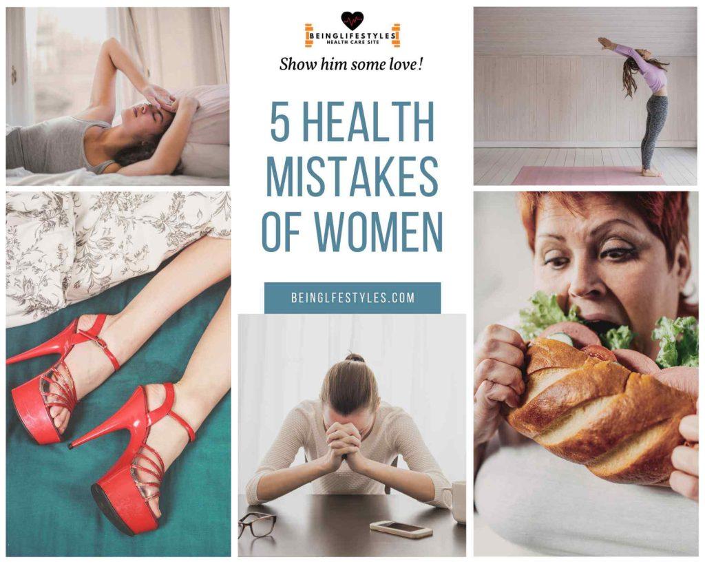 health mistake
