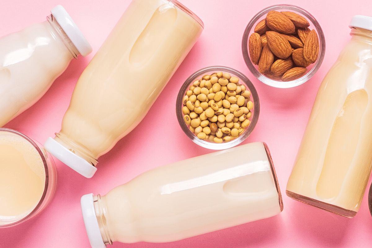 health benefits of soya milk
