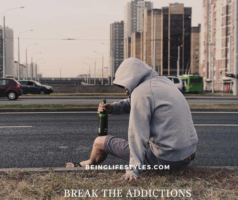 BREAK THE ADDICTIONS